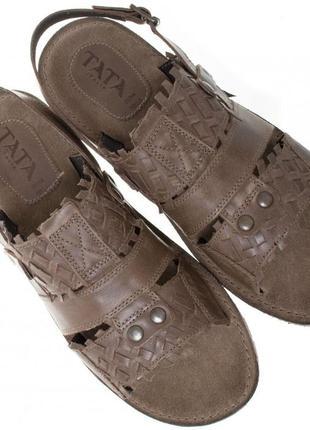 Кожаные сандалии freemood