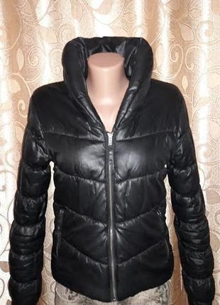🔥🔥🔥стильная женская демисезонная короткая куртка h&m🔥🔥🔥
