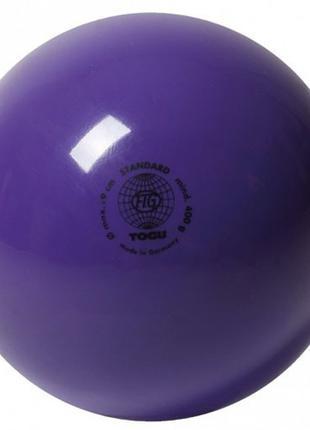 Мяч гимнастический 400гр, Togu, слива
