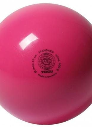 Мяч гимнастический 400гр, Togu, розовый