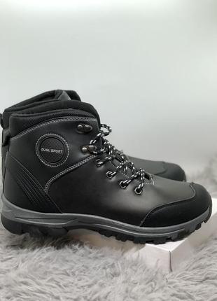 Мужские зимние ботинки, кроссовки меховые