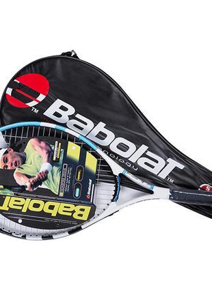 Ракетка для большого тенниса, теннисная ракетка Babolat, длина...