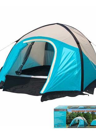 Палатка 3-х местная Mimir 800, надувная.