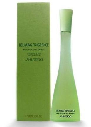 Shiseido relaxing fragrance, оригинал, винтажный парфюм, винтаж
