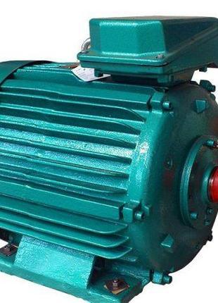 Электродвигатель 4АМ-250-S6. 45 кВт. 1000 об.м.