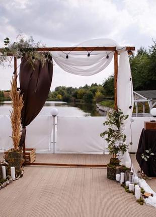 Декор свадьбы, свадьба под ключ, оформление свадьбы