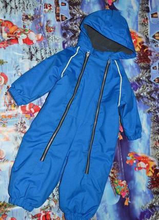 Зимний термо комбинезон protech gear, мембрана fine-tex швеция...