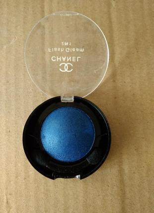 Тени для век для макияжа chanel flash gleam 2 in 1 тон 30 dark...