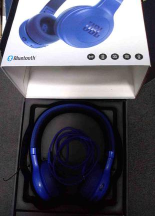 Наушники и Bluetooth-гарнитуры Б/У JBL E45BT