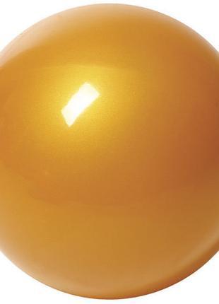 Мяч гимнастический 300гр, Togu, золото