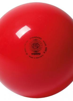 Мяч гимнастический 400гр, Togu, красный
