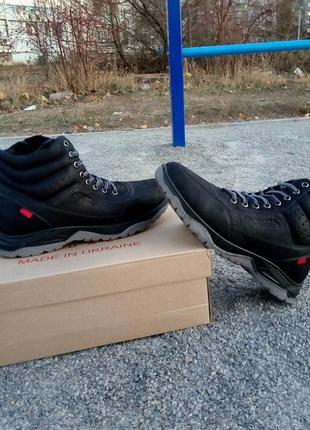 Ботинки зимние кроссовки зима