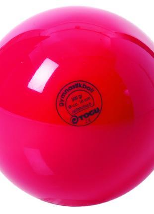 Мяч гимнастический 300гр, Togu, красный