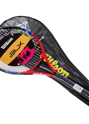 Теннисная ракетка Wilson BLX 25, детская/подросток.