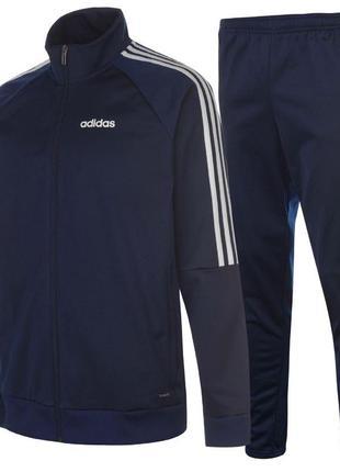 Оригинал Adidas Sereno Tracksuit Mens спортивный костюм