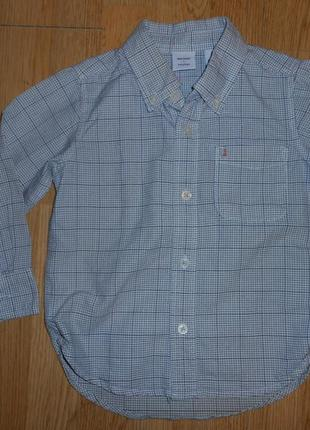 Рубашка на мальчика 3 года