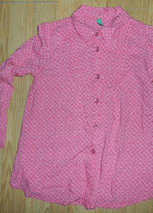 Блуза на девочку 5 лет
