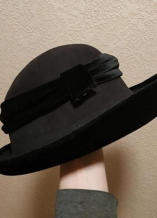 Фетровая шляпа, шапка