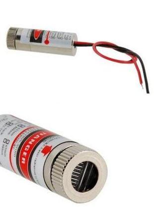 Лазер лазерный диод 650 nm 5mW RED Красный Лазерная форма - Крест