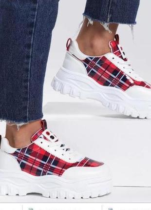 Крутые  кроссовки-польша