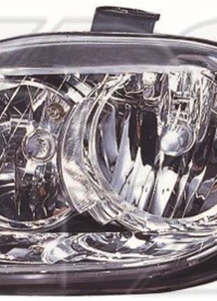 Правая фара AUDI A4 (B7) (артикул FP 1205 R4-E)