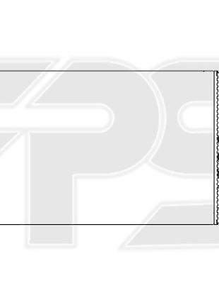 Радиатор OPEL VECTRA A (1988-1995) (артикул FP 52 A1082-X)