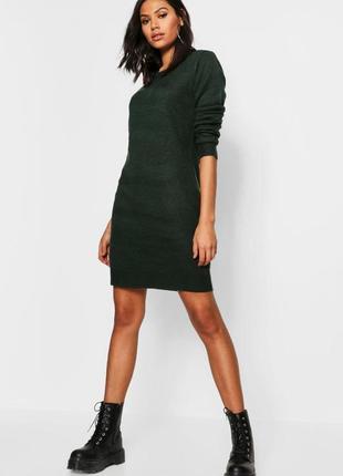 Brave soul. товар из англии. платье свитер. на наш размер 46.