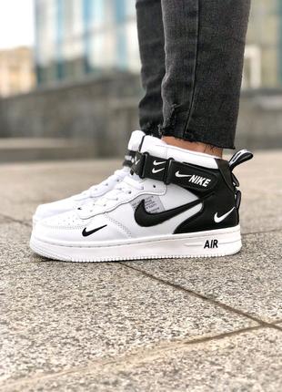 Кроссовки Nike Air Force На Меху