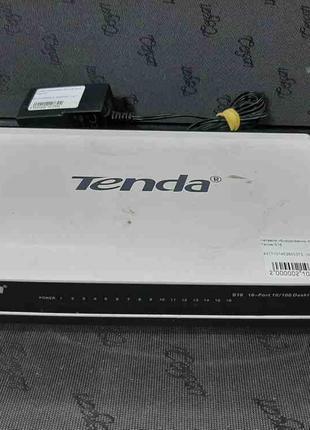 Сетевое оборудование Wi-Fi и Bluetooth Б/У Tenda S16