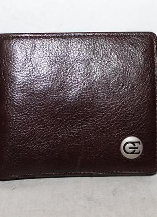 Orient кожаный кошелек портмоне 100% натуральная кожа