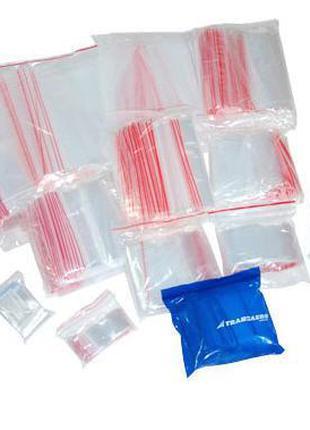 Пакет-струна вакуумный, 8х18см 100шт в упаковке