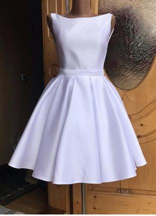 Платье свадебное/выпускное/нарядное