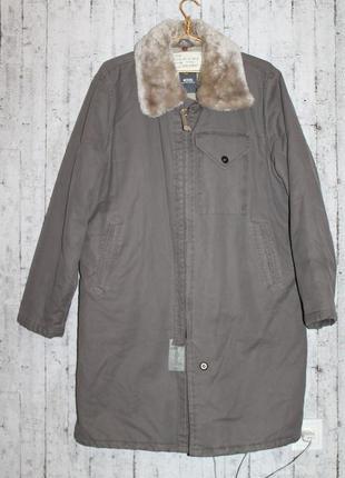 G-star мужское пальто/тренч размер l