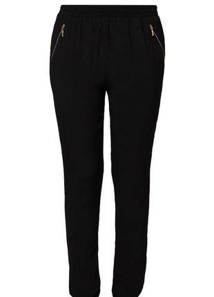 Легкие штаны брюки на эластичном поясе