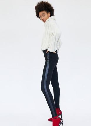 Утягивающие подтягивающие леггинсы лосины стрейчевые штаны от ...