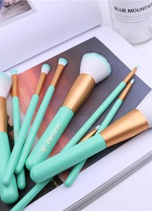 Набор кистей для макияжа docolor dc0906