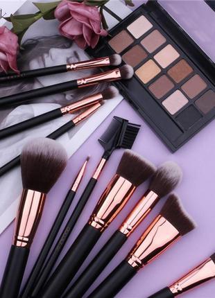 Профессиональный набор кистей для макияжа docolor dc1103