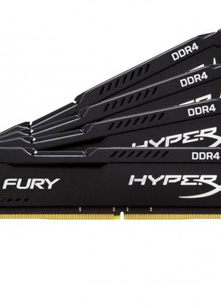 Комплект модулів оперативної пам'яті для ПК Kingston HyperX FURY