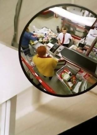 Зеркало внутренние Megaplast K600 для ведения наблюдения.