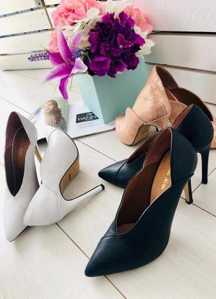 Lux обувь!❤️идеальные лодочки 2020❗️кожаные❗️в топовых цветах❗️