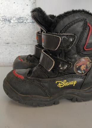 Ботинки термо сапожки сапоги боты зимние 28 евро зима мальчик ...
