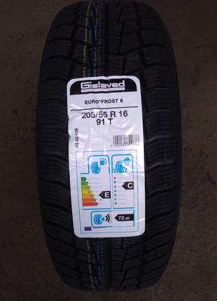 Gislaved 205/55 R 16 Euro*Frost [91]T