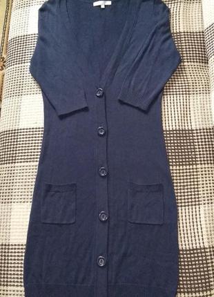 Кардиган кофта платье