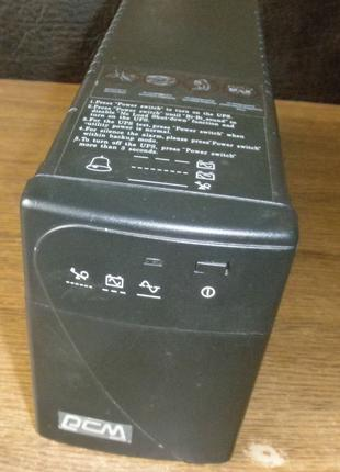 Источник бесперебойного питания Powercom Bnt-400a