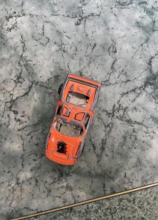 Машинка металл