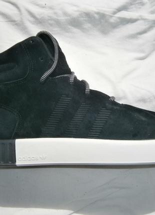 Кросівки Adidas Tubular Invader Black/White Men S80243 оригінал