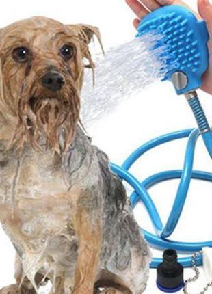 Перчатка для мойки животных Pet washer (40)