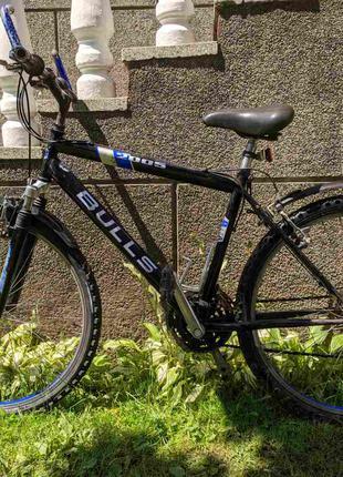 Велосипед Bulls 2005 колеса 26