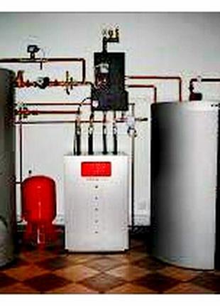 Установка радиаторов, замена сантехники, система тёплый пол.