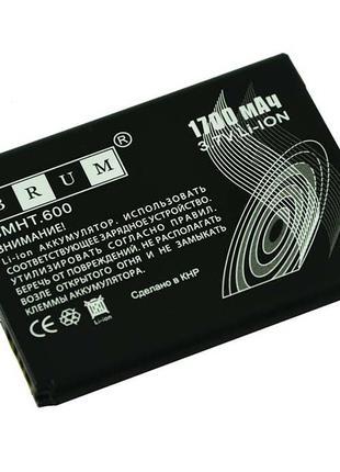 Аккумулятор Brum Standard HTC Desire 600 (BM60100) (1700mAh)
